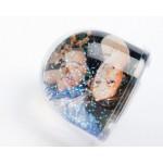 glitter globes