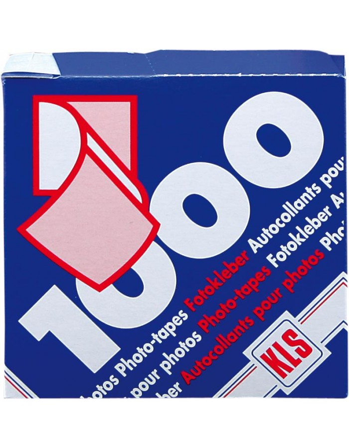 1000 Photo Stickers KLS