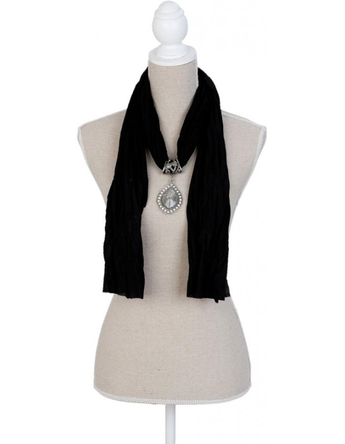 scarf SJ0602 Clayre Eef in the size 165x40 cm