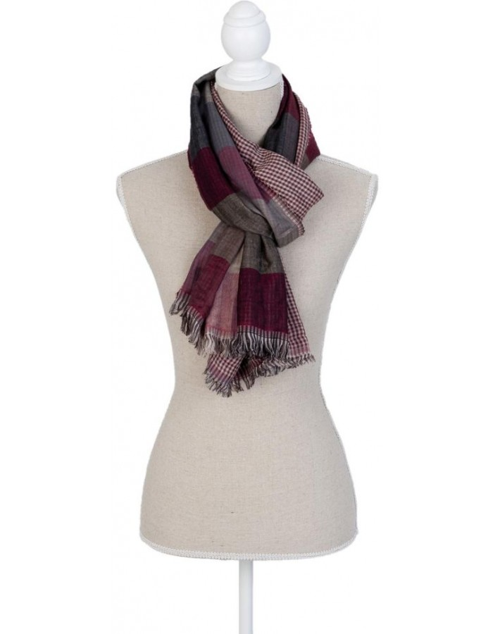 scarf SJ0630R Clayre Eef in the size 180x57 cm