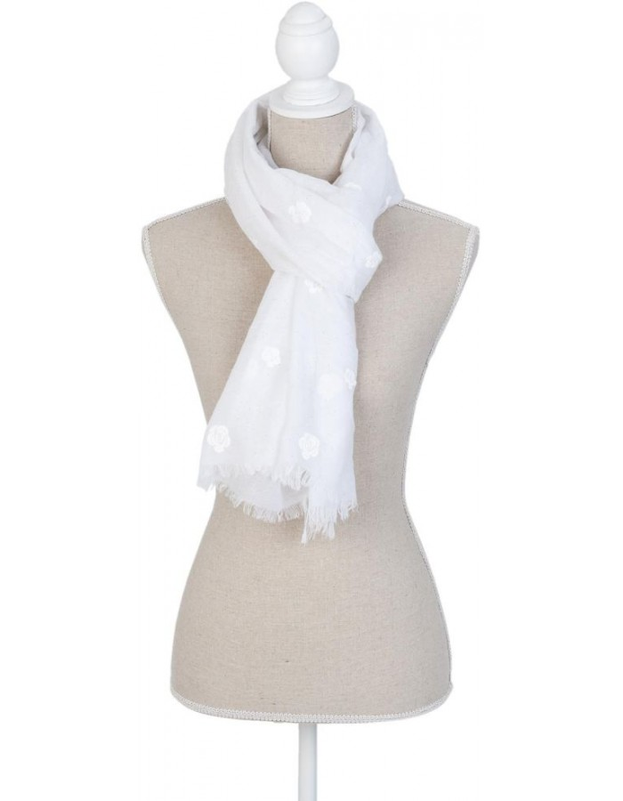 scarf SJ0642 Clayre Eef in the size 180x70 cm