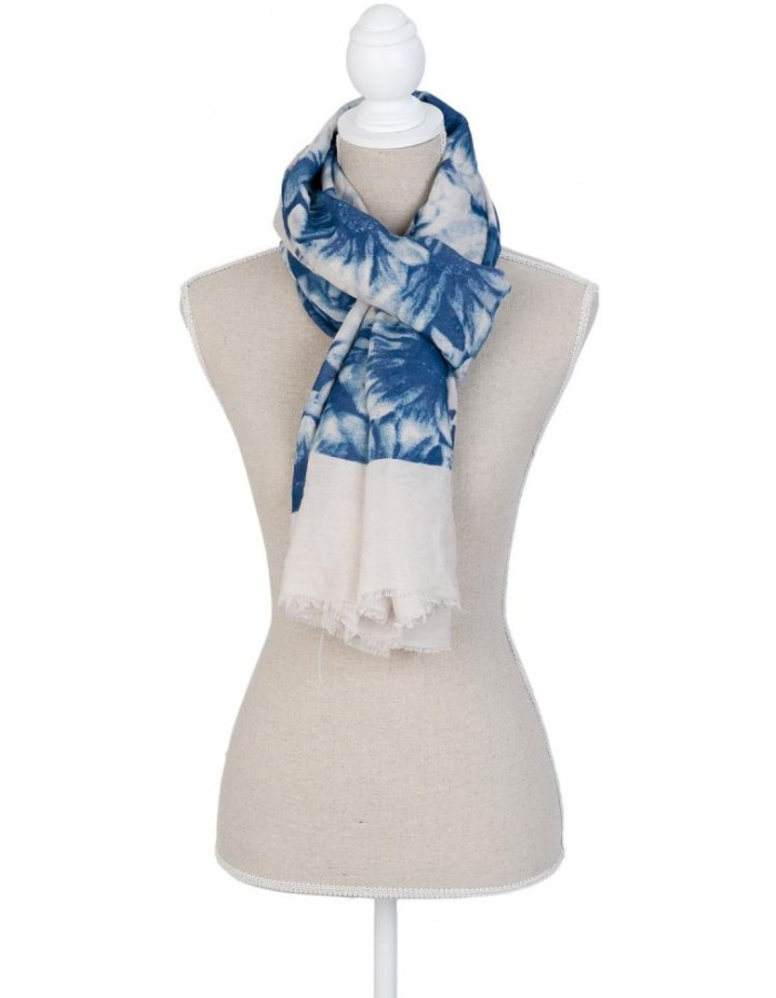 scarf SJ0571BL Clayre Eef in the size 180x90 cm