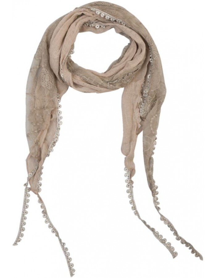 scarf SJ0112BGR Clayre Eef in the size 23x190 cm