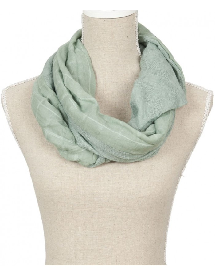 28x80 cm synthetic scarf SJ0471GR Clayre Eef