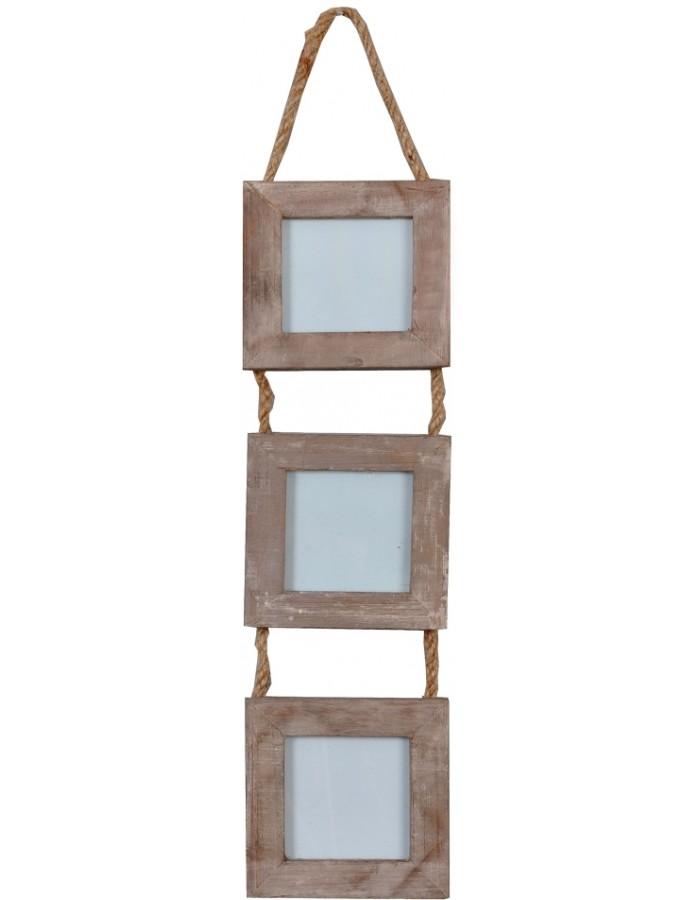 clayre eef 2924 barocke rahmen galerie f r 3 fotos 6x6 cm. Black Bedroom Furniture Sets. Home Design Ideas