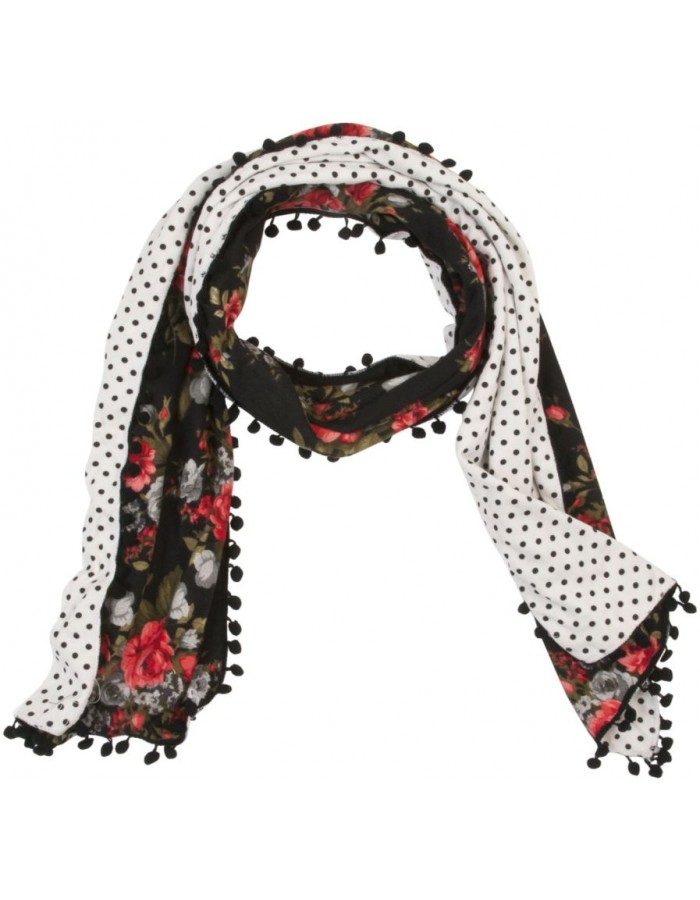 scarf SJ0140 Clayre Eef in the size 32x180 cm