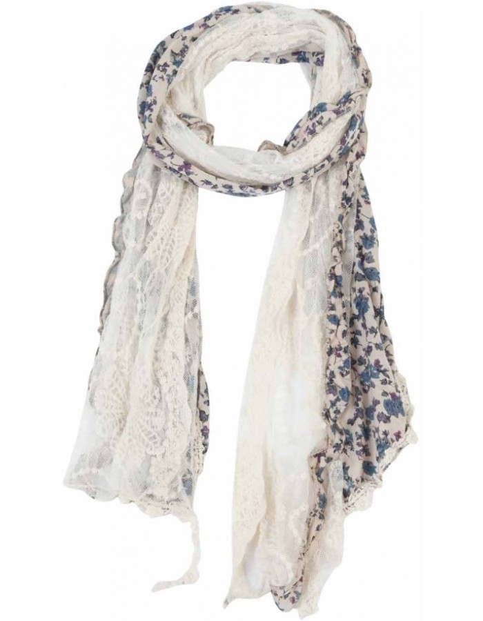scarf SJ0078BL Clayre Eef in the size 45x160 cm