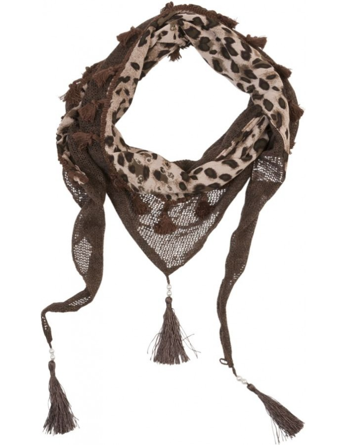 scarf SJ0135 Clayre Eef in the size 50x150 cm