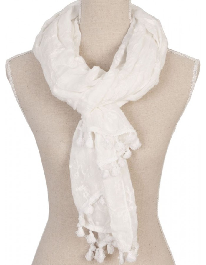 scarf SJ0301 Clayre Eef in the size 65x175 cm