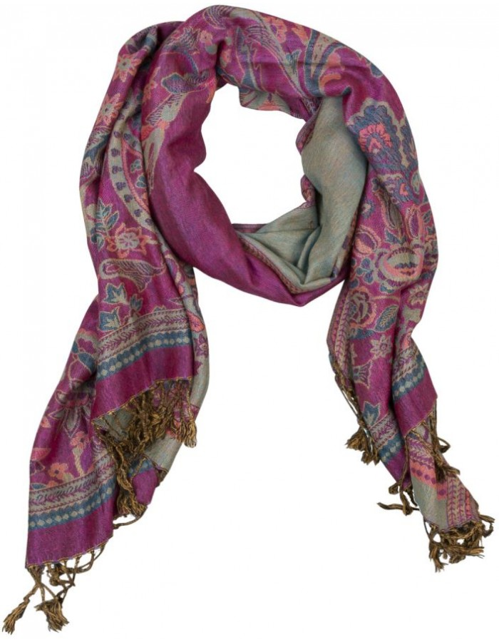 scarf SJ0128 Clayre Eef in the size 68x178 cm