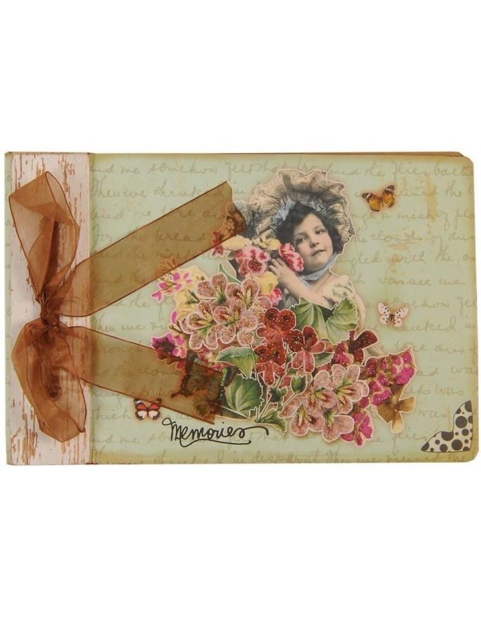 6PA0012 paper coated photo album