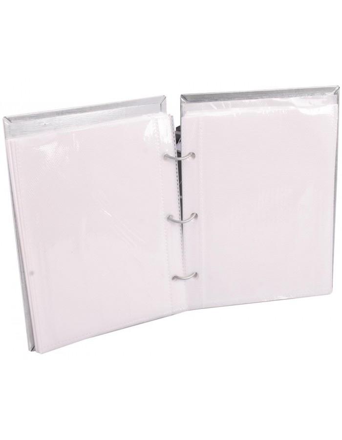 6pa0022 metall ringbuch postale zum einstecken von 60 fotos 10x15 cm clayre eef fotoalben. Black Bedroom Furniture Sets. Home Design Ideas