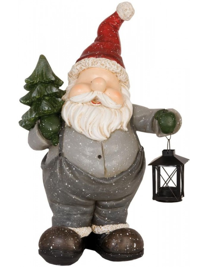 6PR0607 Clayre Eef - Christmas decoration DWARF