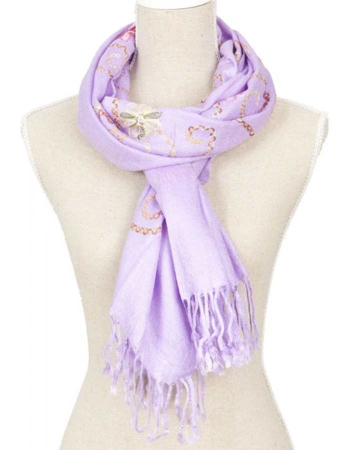 70x170 cm synthetic scarf SJ0386 Clayre Eef