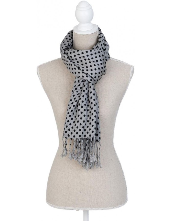 70x170 cm synthetic scarf SJ0690G Clayre Eef