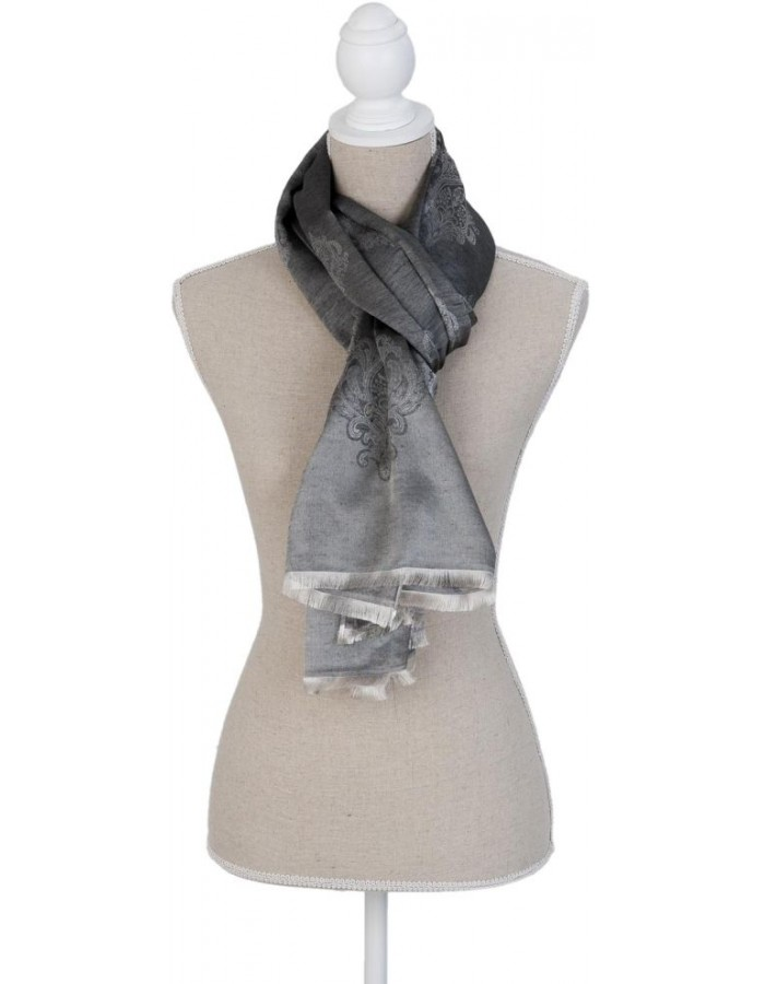 scarf SJ0608DG Clayre Eef in the size 70x180 cm