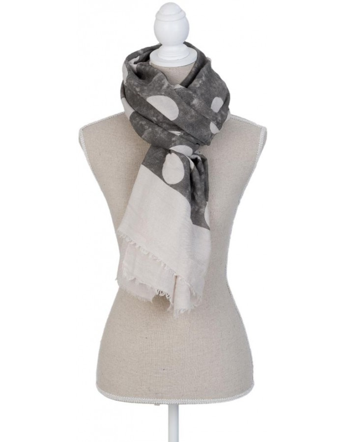 90x180 cm synthetic scarf SJ0563G Clayre Eef