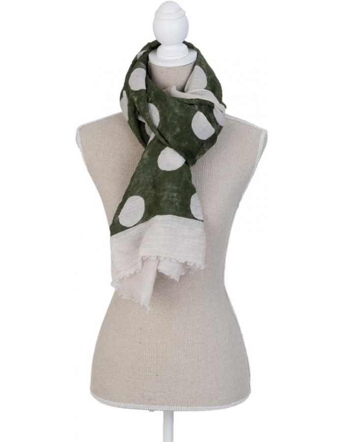 scarf SJ0563GR Clayre Eef in the size 90x180 cm