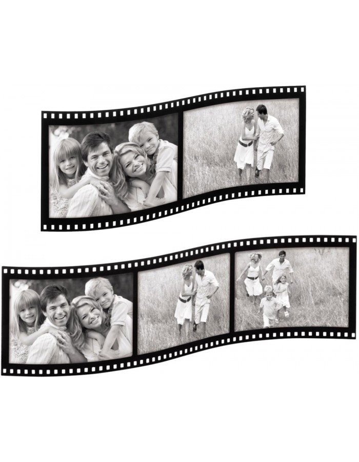 Hama Acrylic frame Filmstrip 3 photos 9x13 cm or 2 photos 10x15 cm ...