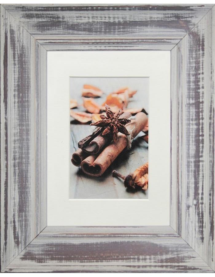Anais wooden frame 20x30 cm Henzo gray | fotoalben-discount.de