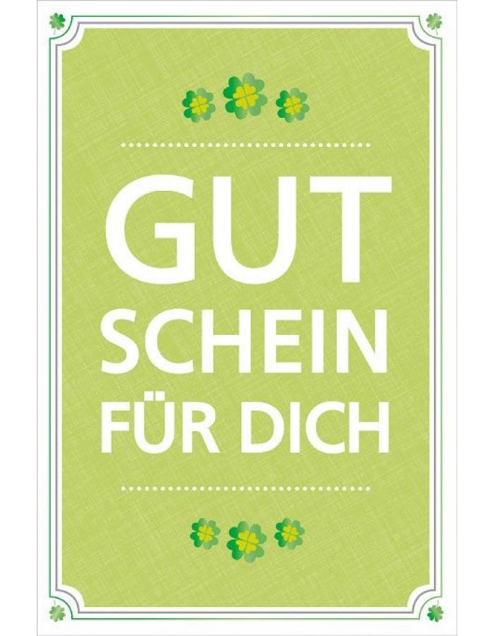 Artebene Karte Gutschein für Dich ARTEBENE | fotoalben-discount.de