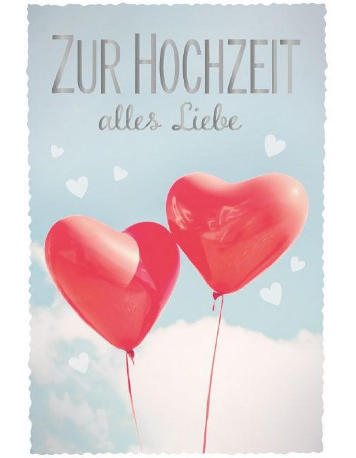 Artebene Karte Hochzeit Herzen ARTEBENE | fotoalben-discount.de