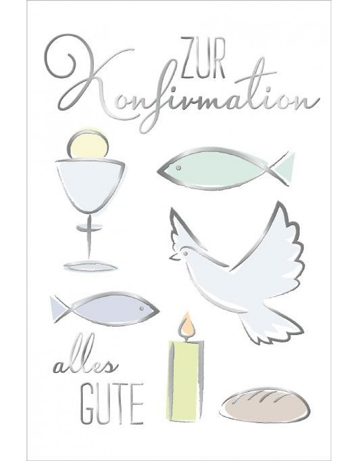 Karte Konfirmation.Artebene Karte Konfirmation Icons
