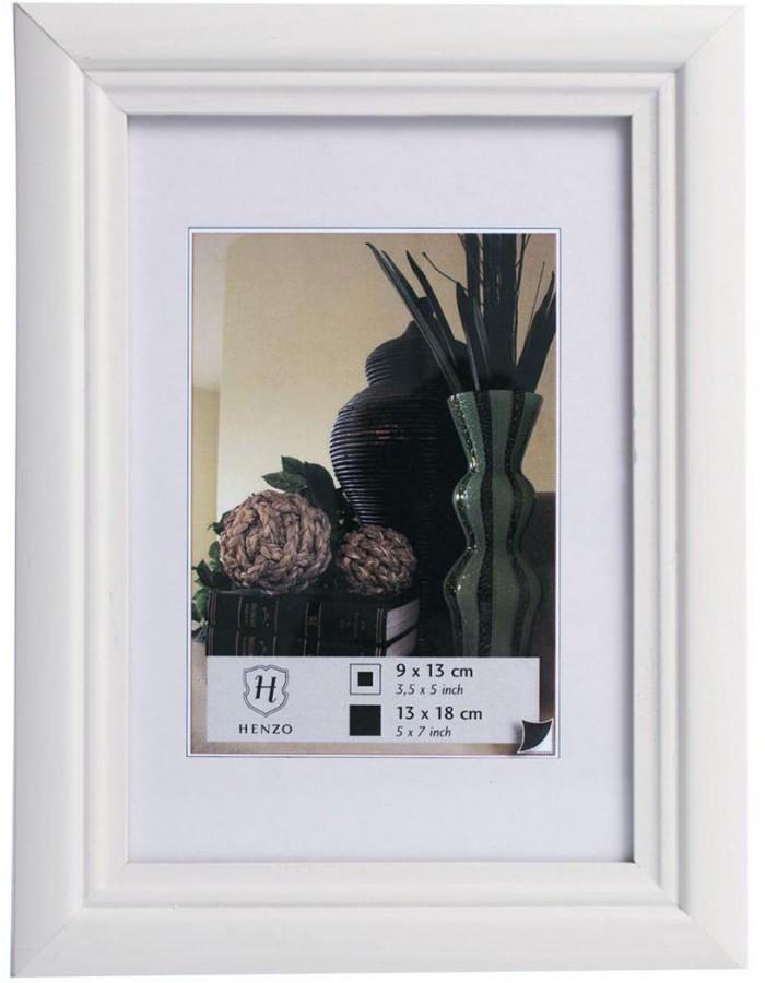 eleganter holzrahmen in wei artos 20x30 cm rahmen. Black Bedroom Furniture Sets. Home Design Ideas