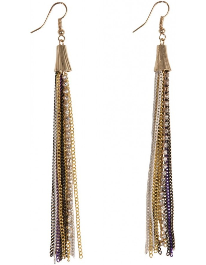 costume jewellery earrings - B0200143 Clayre Eef