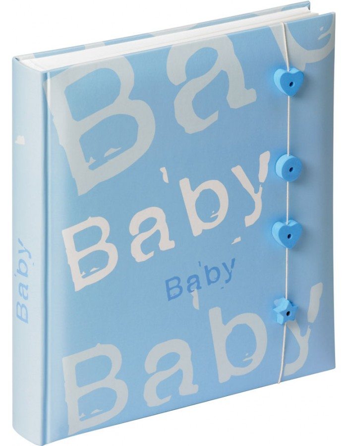 Album BABY TOY - blue - for boys