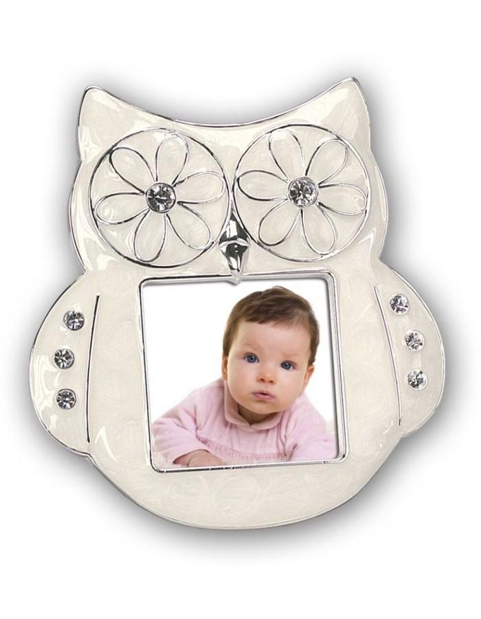 5x5 cm ZEP Babybrahmen EULE mit Aufsteller