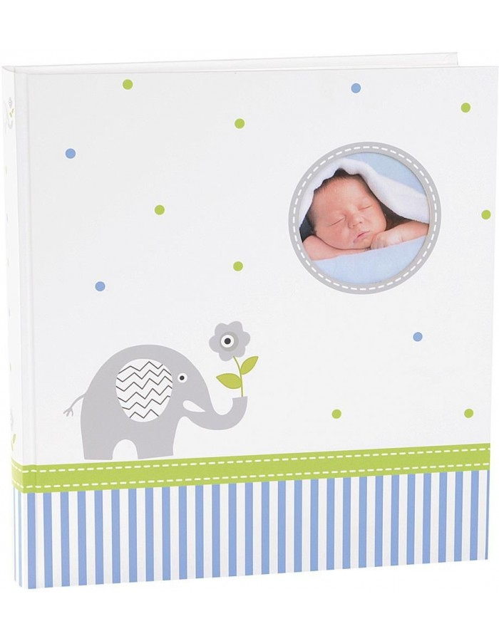 Baby Album Baby World Elephant