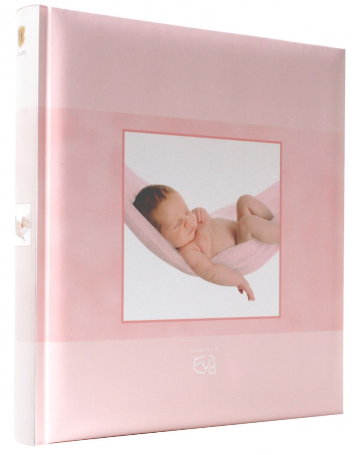 baby album Sweet Dreams - pink