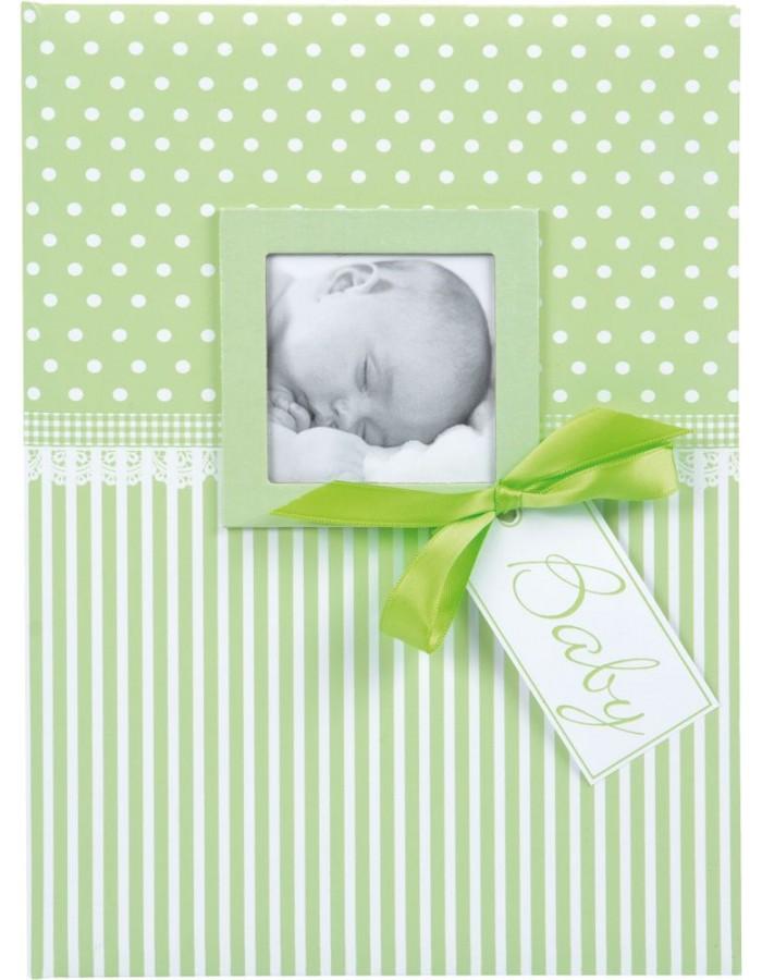 babytagebuch sweetheart gr n fotoalben. Black Bedroom Furniture Sets. Home Design Ideas