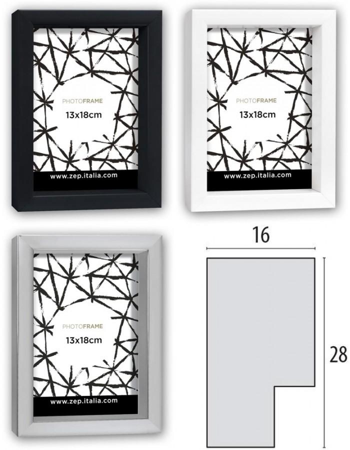 Tiefer Bilderrahmen Blockprofil 3D-Bilderrahmen