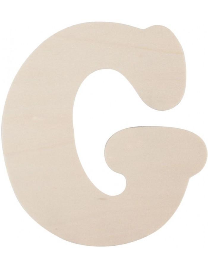 buchstabe g aus holz 11 cm clayre eef fotoalben. Black Bedroom Furniture Sets. Home Design Ideas