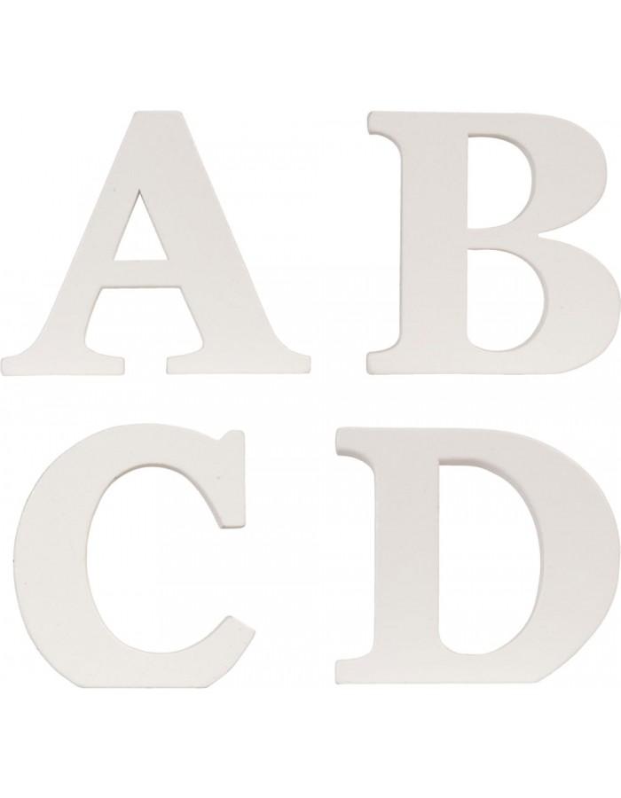 Clayre & Eef Dekobuchstaben A bis Z