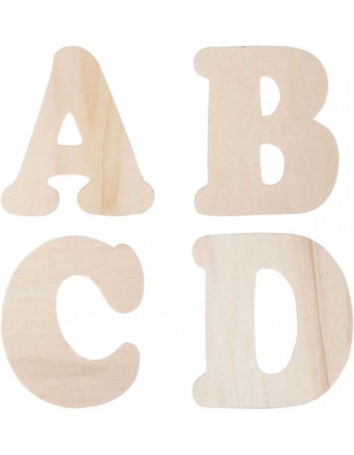Clayre & Eef Holzbuchstaben 11 cm