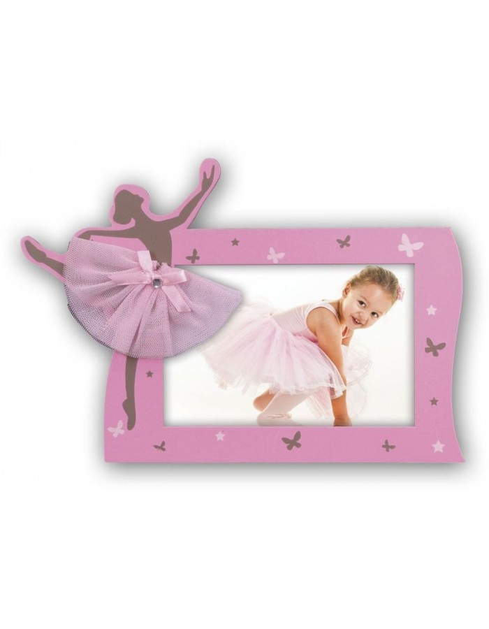 CHIARA photo frame for girls 10x10 cm