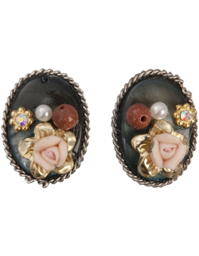 B0200112 Clayre Eef - costume jewellery earrings