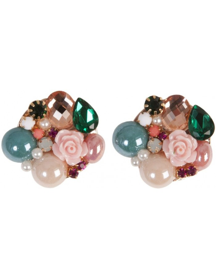B0200178 Clayre Eef - costume jewellery earrings