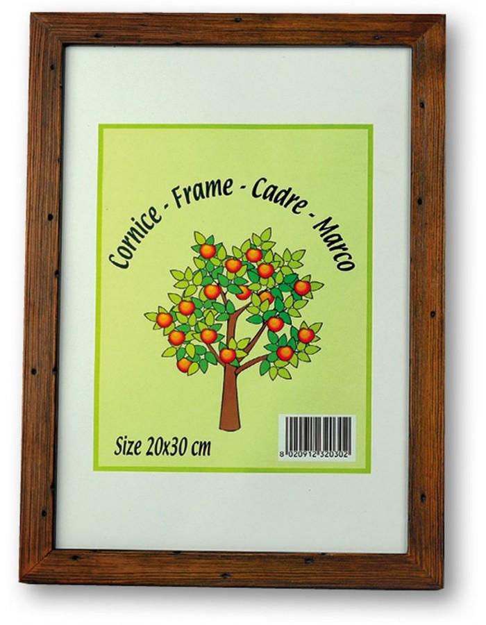 Corsica Holz-Bilderrahmen 25x35 cm ZEP | fotoalben-discount.de
