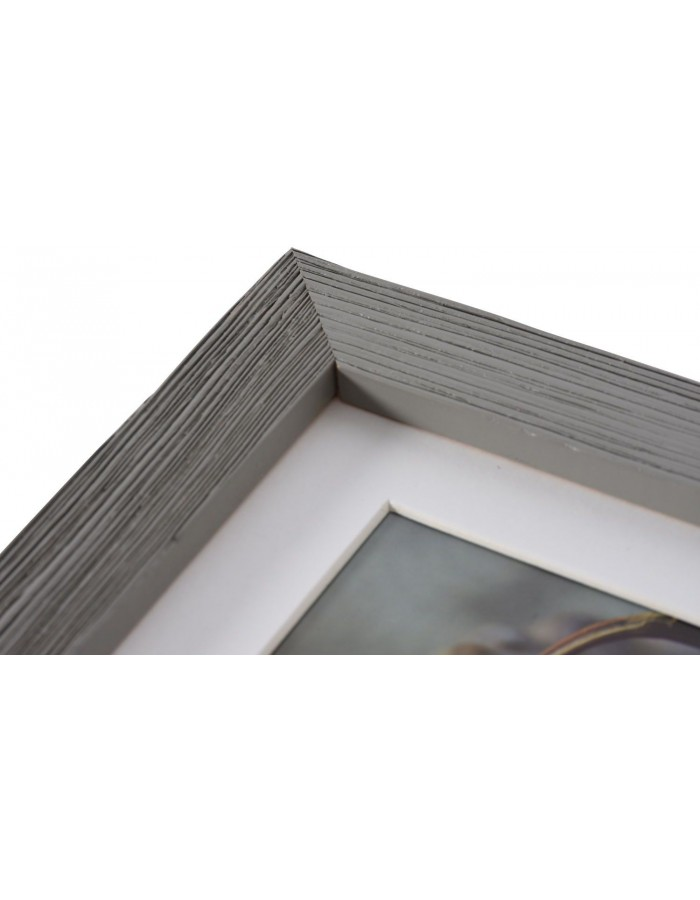 Deco wooden frame block profile
