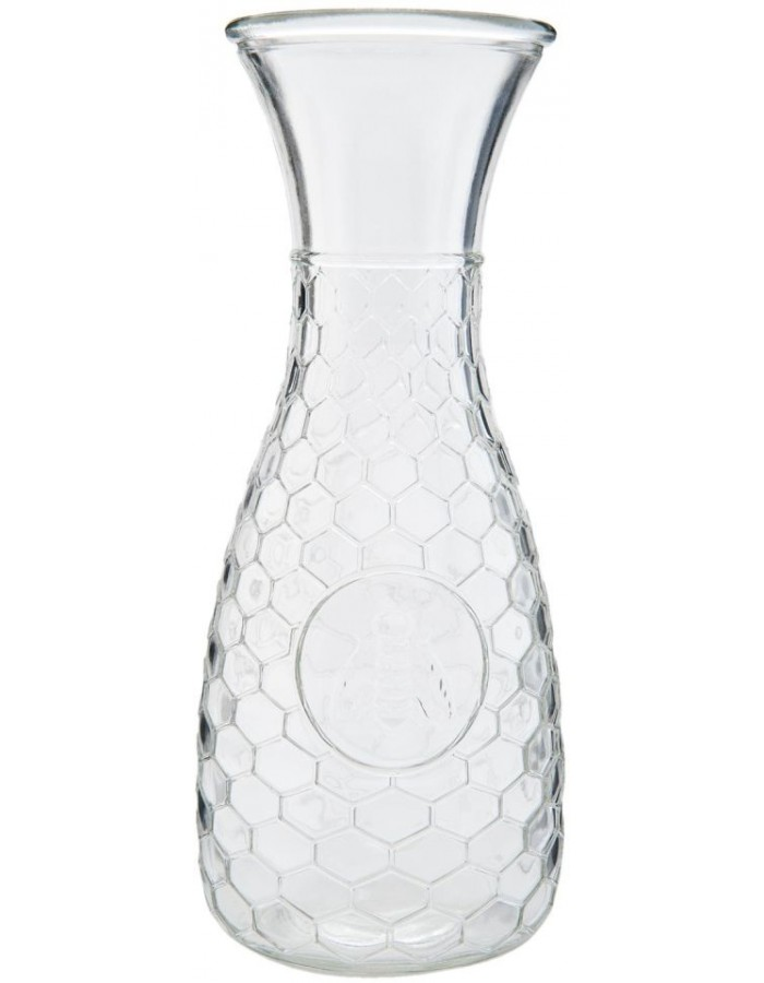 decorative bottle 6GL1528 - Ø 11x26 cm