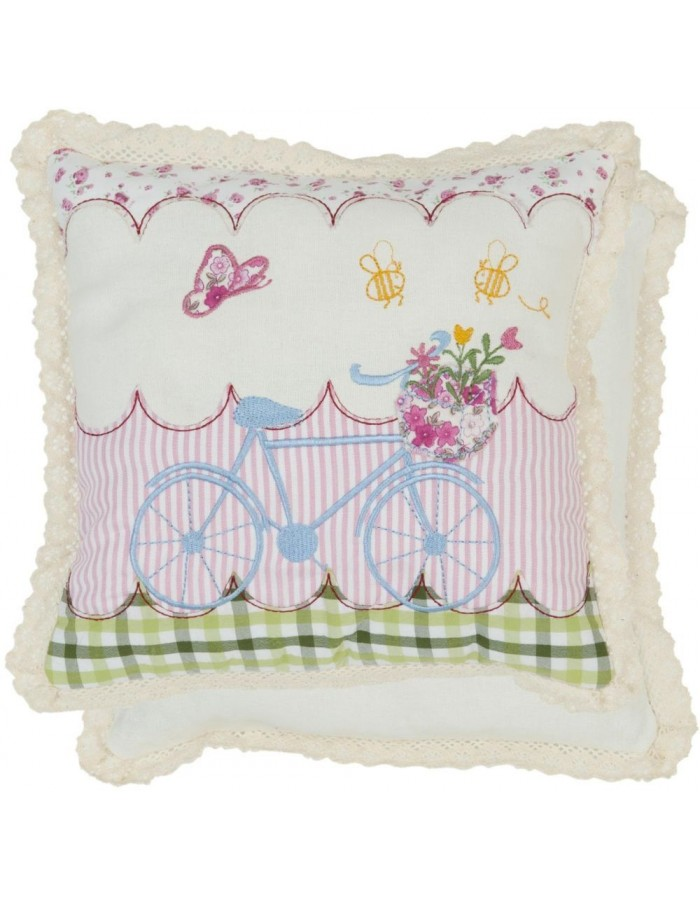 pillow - KG001.008 Clayre Eef - Bike