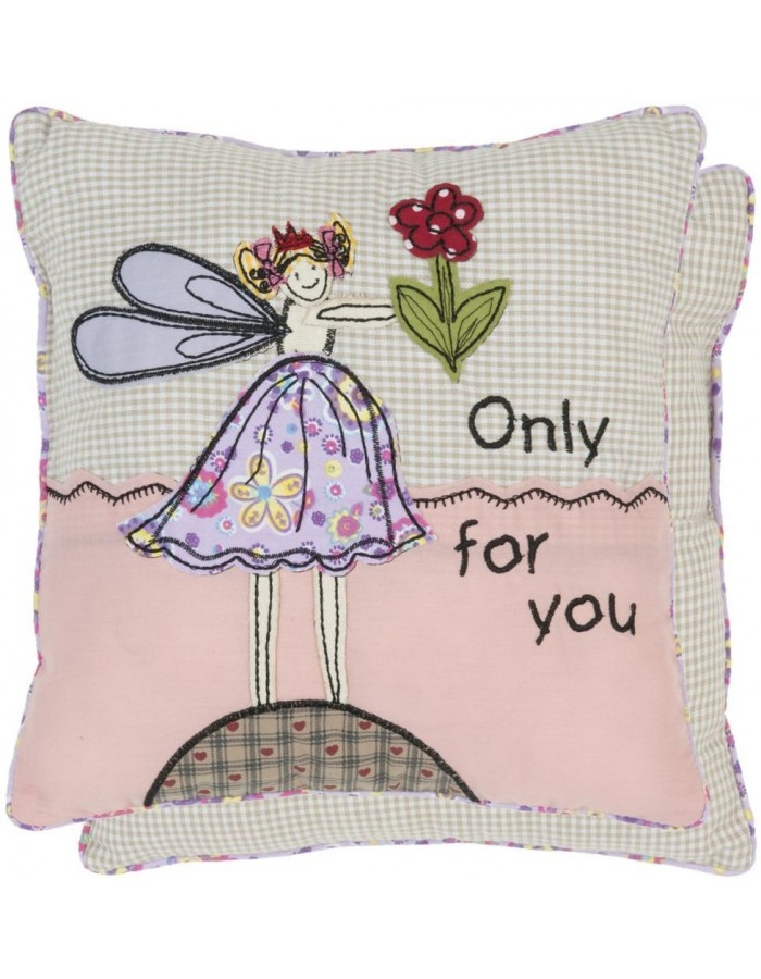 pillow - KG001.005 Clayre Eef - Only for you