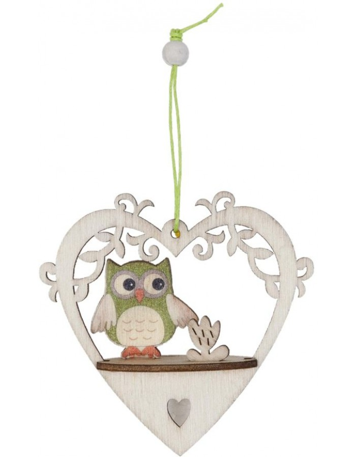 decoration owl 63202 Clayre Eef