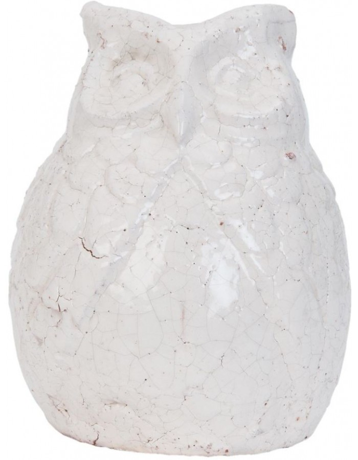 decoration owl 6TE0068 Clayre Eef