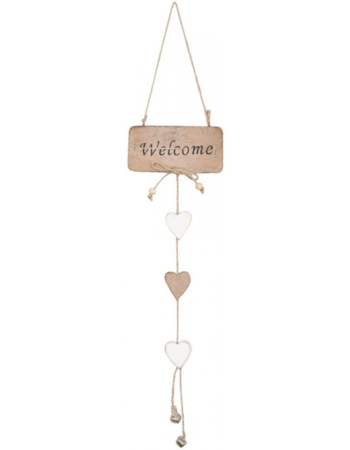 Deco Welcome 57 cm high