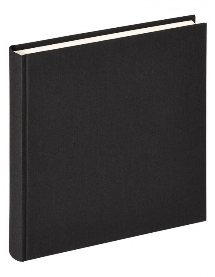 photo album Avana 26x25 cm black